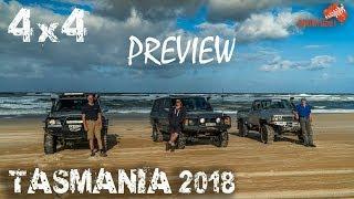 Tasmania 4WD West Coast [2018] BEST 4wd Tracks  - ALLOFFROAD (TEASER)