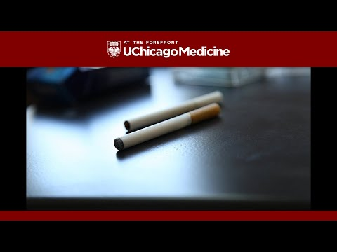 Seeing e-cigarette use encourages young adult tobacco users to light up, study says