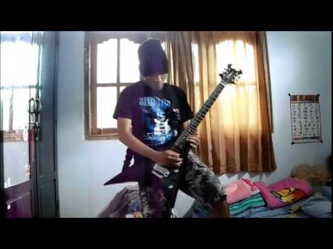 KEMATIAN Dangdut Metal - Rhoma Guitar Cover