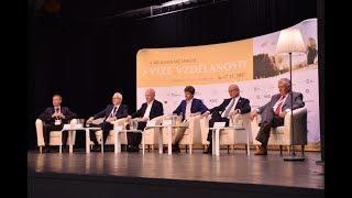 4. Broumovské diskuse / Panel prezidentských kandidátů