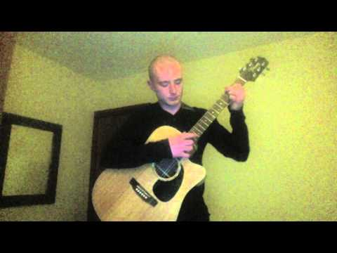 Crazy Love  Van Morrison Acoustic fingerstyle arrangement