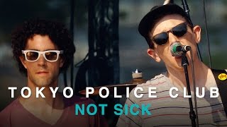 Tokyo Police Club   Not Sick   CBC Music Festival 2016