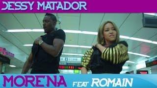 Jessy Matador - Morena feat. Romain [CLIP OFFICIEL]