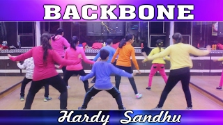 Backbone Hardy Sandhu Dance Choreography | Step2Step Dance Studio
