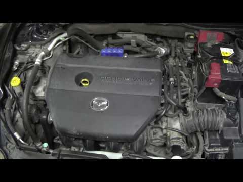 Mazda 6 2.0 регулировка клапанов