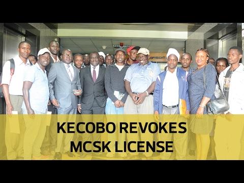 KECOBO meets Kenyan artistes over MCSK license revocation
