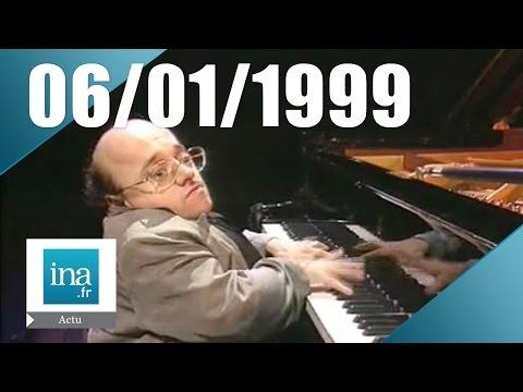 20h France 2 du 06 janvier 1999 - Mort de Michel Petrucciani   Archive INA