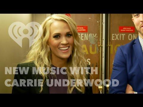 Carrie Underwood on The Storyteller &