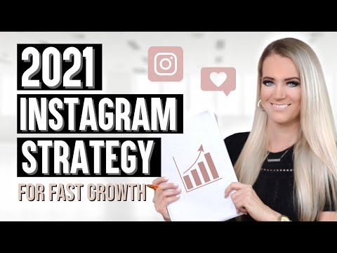 2021 INSTAGRAM MARKETING STRATEGY for fast growth