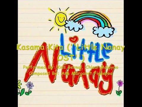 """Kris Bernal, Chlaui Malayao - Kasama Kita (""""Little Nanay Full OST"""") - Lyric Video"""