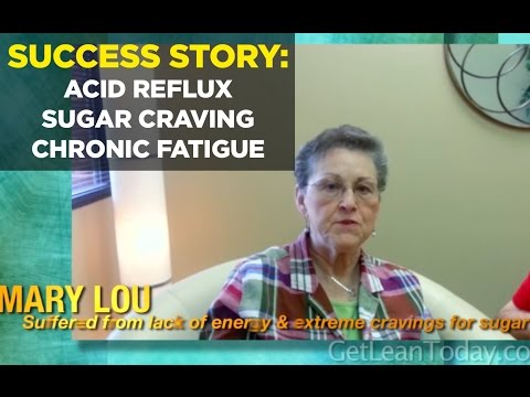 Success: Acid Reflux, Sugar Craving, Chronic Fatigue