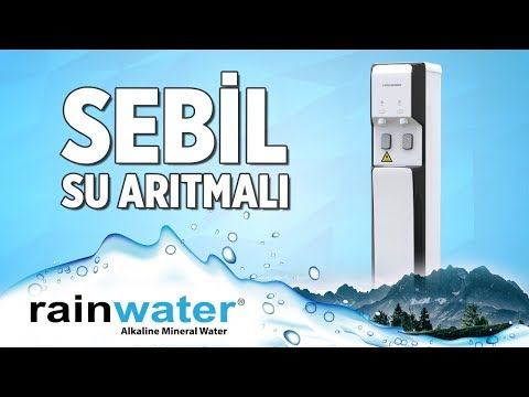Arıtmalı Su Sebili - Rainwater RNW-1600