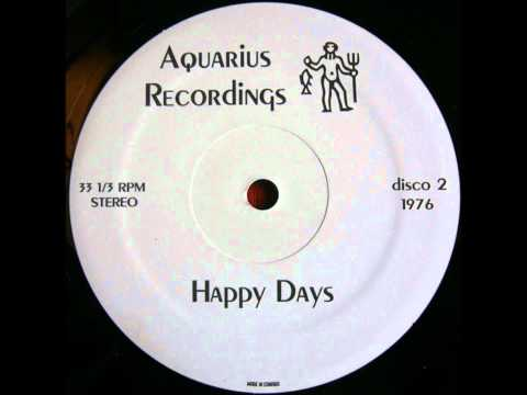 Paul Jacobs - Happy Days (Original Mix) 1996