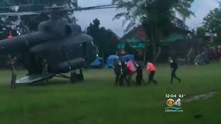 8th Boy Rescued From Thailand Cave
