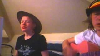 Acoustic- kiss and tell by steve and jak