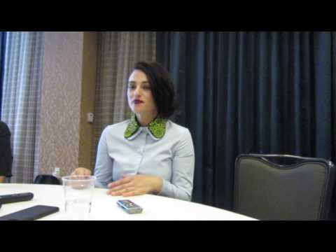 SDCC 2017 Supergirl: Katie McGrath