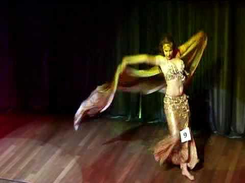 JAMILAH TANIEC BRZUCHA BELLY DANCE Yearning Raul Ferrando 2008