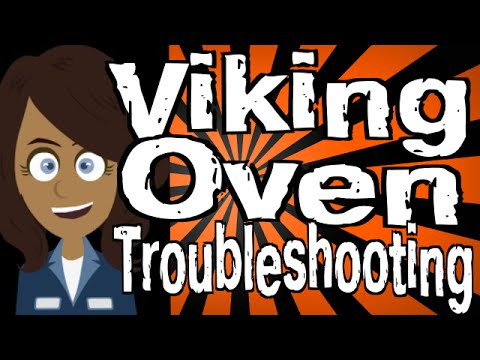 hqdefault viking oven troubleshooting youtube  at n-0.co
