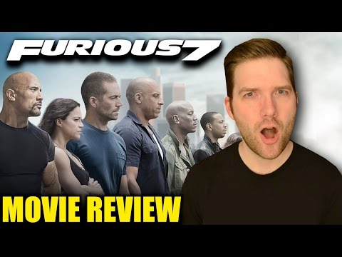 Furious 7 - Movie Review