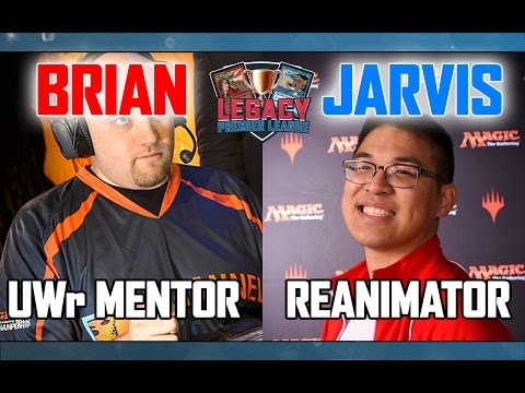 LPL Group A - M4: Brian Braun-Duin vs Jarvis Yu