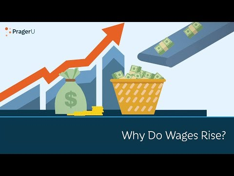 Why Do Wages Rise?