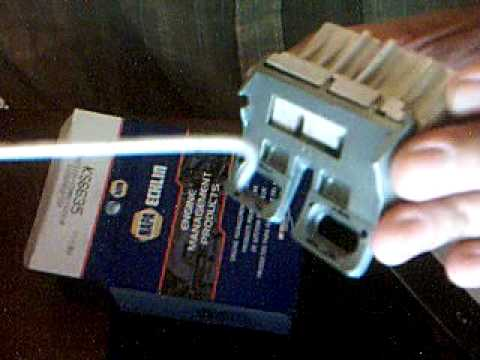 IGNITION SWITCH REPLACEMENT FORD VAN E 150, 84  YouTube