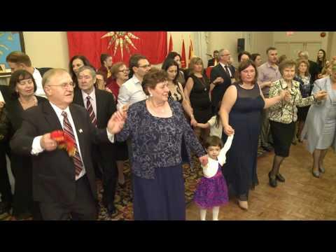 United Macedonians Org. of Canada Gotse Delchev Banquet 2017
