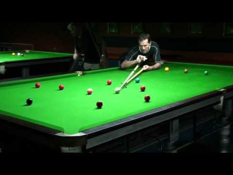 Snooker alain robidoux en pratique youtube - Professional pool table size ...