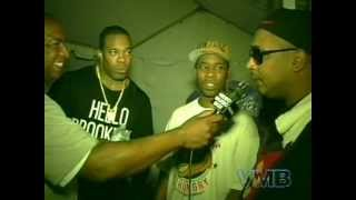 Leaders of The New School Reunion Interview BHF2012 Ralph McDaniels of VMB