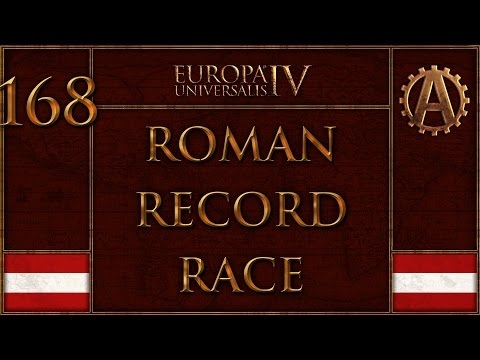 EUIV The Holy Roman Record Race 168