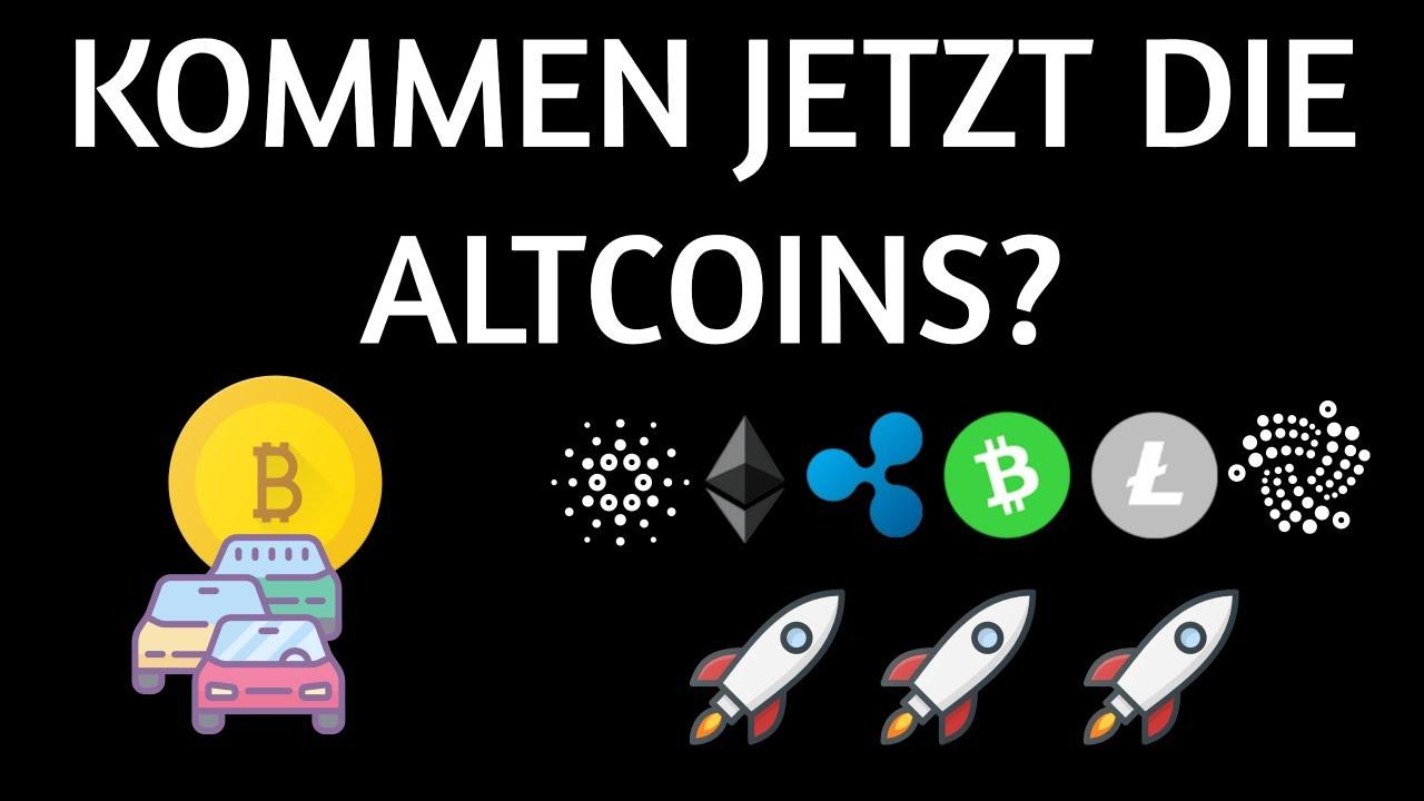 Bitcoin Verstopfung, kommen jetzt die Altcoins wie Litecoin, Cardano und XRP etc? 6