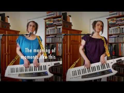 True Colors (Cyndi Lauper) x Moments Like This (Alison Krauss) KEYTAR MASHUP