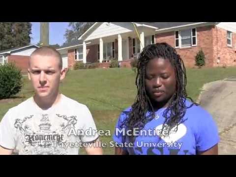 Fayetteville Voter Education Canvass