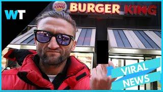 Casey Neistat BLASTS Burger King for EXPLOITING Him