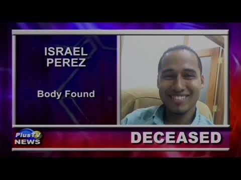 One charged for handling stolen goods of Israel Perez