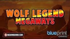 WOLF LEGEND MEGAWAYS (BLUEPRINT GAMING) ONLINE SLOT