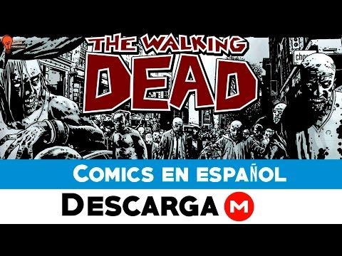 Donde Leer y Descargar los Comics de The Walking Dead en Español? | Download TWD Comics