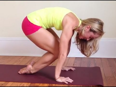 Core Strength Yoga: 25 Breaths to Build Power with Kino