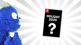 Nintendo's 2020 Holiday Title: The Great Mystery of Our Generation