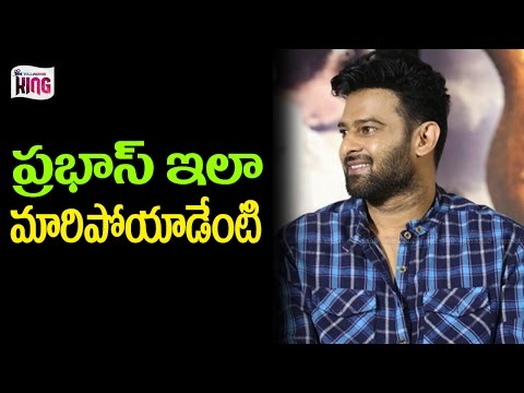 Thumbnail: Prabhas New LOOK After Bahubali | Latest celebrity Updates | Tollywood King