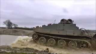 British Army FV180 Combat Engineer Tractor