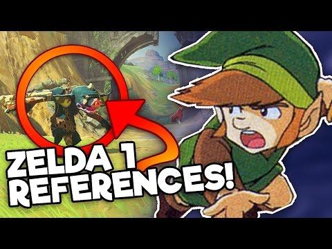 5 Zelda NES References in Breath of the Wild