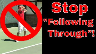 Forehand Power | Why You SHOULDN