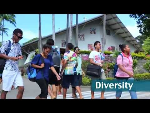 University of the South Pacific 2017