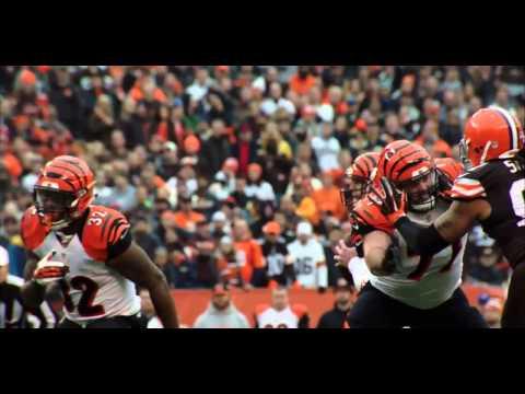 2015 Cincinnati Bengals Hype Video
