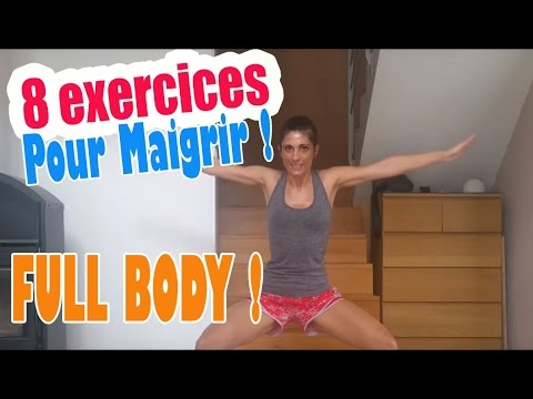 8 Exercices Full Body - Réussite Fitness - YouTube 43c2ee4ec02
