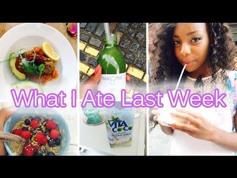 What I Ate Last Week | The Daniel Fast (Vegan) | Scola Dondo