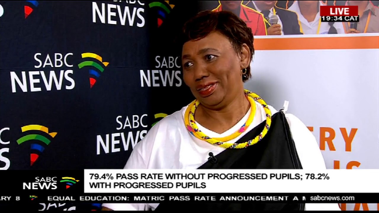 2018 matric results best achieved in democratic SA - SABC