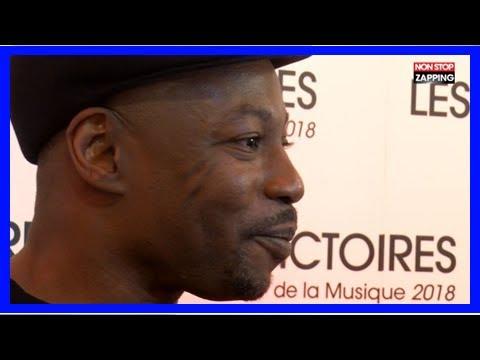 Victoires de la musique : MC Solaar se...