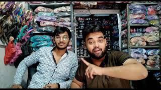 घर बैठे ऑर्डर करे ₹12 से चप्पल | Wholesale Chappal market in Delhi | Chappal Market New Delhi